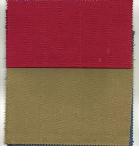 Yarn: 7sx7s Weight: 360G/M2 Cotton Twill Uniform Fabric pictures & photos