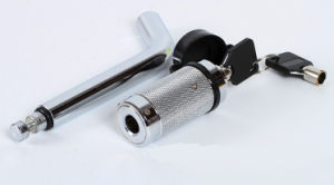 Trailer Lock, Car Lock, Deadbolt Hitch Lock, Stainless Steel Lock, Al-C1001 pictures & photos