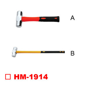 American Type Sledge Hammer with TPR Handle pictures & photos