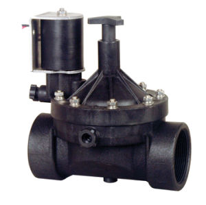 Piolot Operate Plastic Manual Solenoid Valve pictures & photos