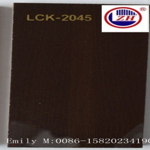 Kitchen Cabinet Door From Lck Glossy MDF or Plywood (LCK-2045) pictures & photos