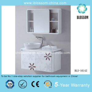 Expert Manufacturer of PVC Bathroom Cabinet, Vanity, Furniture (BLS-16142) pictures & photos