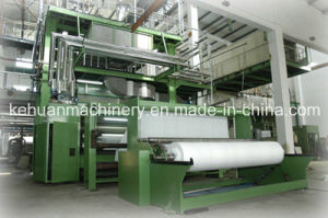 3.2m Ss Polypropylene Spunbond Non Woven Fabric Making Machine pictures & photos