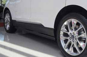 Electric Steps for Ford Edge for The Older and Children pictures & photos