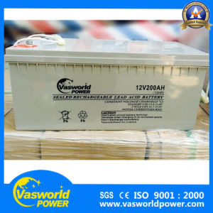 AGM Lead Acid Battery 12V200ah Rechargeable Power Battery 12V 200ah UPS Battery for Solar Battery pictures & photos