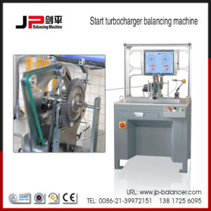 Jp Jianping Turbine Blades Turbofan Aircraft Turbine Balancer pictures & photos