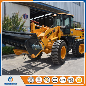 Grass Cutter Various Accessories 2 Ton 3 Ton Wheel Loader pictures & photos