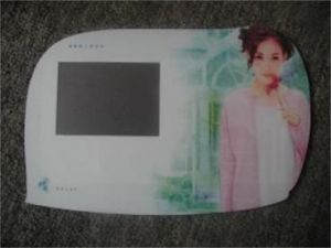 Photo Frame Mouse Pad with Personal Photo Printed Insert pictures & photos