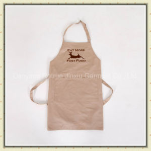 Carpenters Work Plus Size Embroidered Apron with Pockets for Men