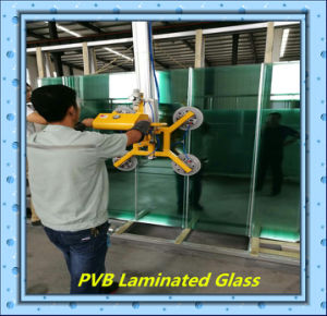 1830*2440high Quality Competitive Price PVB Safety Laminated Glass for Building/Building Glass pictures & photos