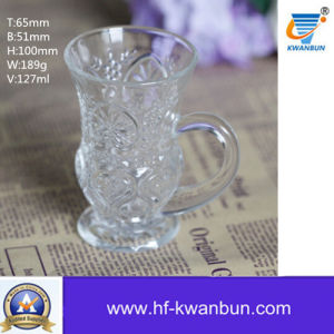 Glass Cup Glass Mug for Beer or Drinking Tumbler Kb-Jh6026 pictures & photos
