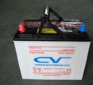 Ns60s Dry Charged Car Battery pictures & photos