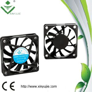 60X60X10mm LED Fan 10mm Height Micro Centrifugal Fan pictures & photos