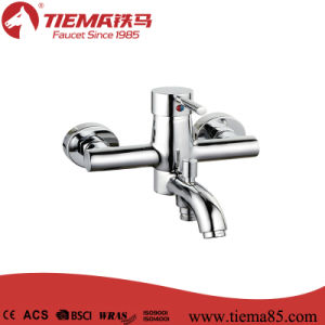 Brass Chrome Bathroom Shower Tap (ZS62401)