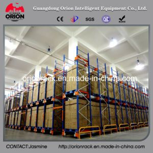 Industrial Standard Selective Pallet Style Drive in Shelf pictures & photos