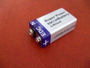 9 Volt Battery Er9v Lithium Batteries pictures & photos