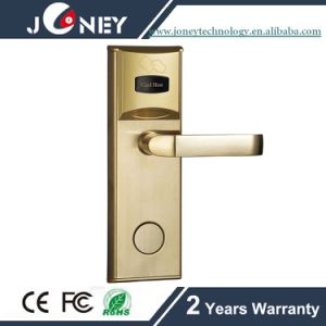 Stainless Steel Die-Casting Elegant Design Hotel Lock with Free Management Softare pictures & photos
