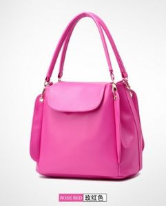 New Simplicity PU Leather Ladies Tote Bag (LDO-01622) pictures & photos