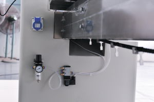 Sami-Automatic Flow Pillow Candy Bar Wrapping and Packaging Machine Factory pictures & photos