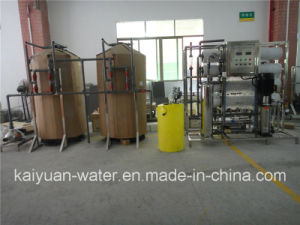 Industrial Water Distillation System/RO Water Treatment Plant Price (4000L/H) pictures & photos
