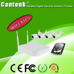 China Top CCTV Cameras Surveillance WiFi Camera NVR Kits pictures & photos