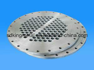 Pn40 Forged Carbon Steel Blind RF Flange pictures & photos