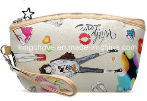 Latest Fashion PU Cosmetic Bag (KCC218-1) pictures & photos
