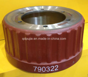 Top Quality OEM 790322 Truck Brake Drum pictures & photos