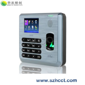 RS232 485 TCP/IP U-Pen Biometric Time Attendance with Fingerprint Reader pictures & photos