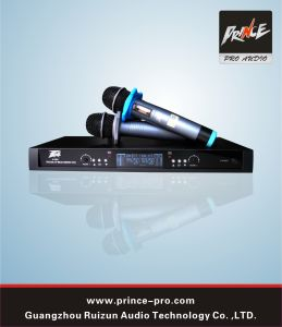Professional Wireless Microphone Mu-500 Mu-800 pictures & photos