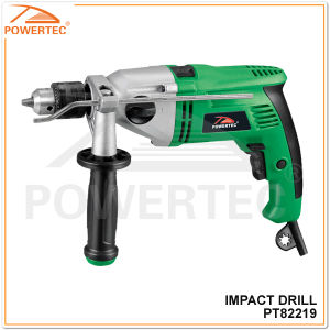 Powertec 1100W 13mm Electric Impact Drill (PT82219) pictures & photos