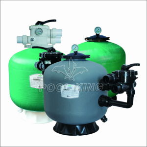 Plastic with Fiberglass Sand Filters for Swimming Pool pictures & photos