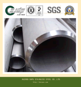 321H Stainless Steel Seamless Pipe High Pressure Tube pictures & photos