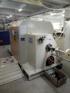High Speed Cantilever Single Twisting Cable Making Machine pictures & photos