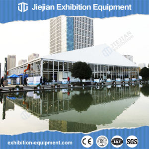 Aluminum Expo Exhibition Event Party Tent with Glass Walls pictures & photos