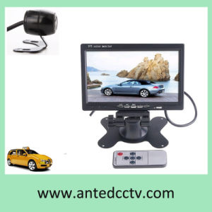 "Car Rearview Camera System with Backup Camera and 7"" LCD Monitor for Backup, Reverse pictures & photos"