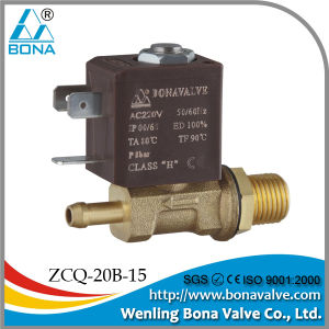 6.5mm Gas Solenoid Valves (ZCQ-20B-15) pictures & photos