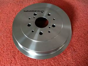 SGS and Ts16949 Certificates Approved Brake Discs/Rotors pictures & photos