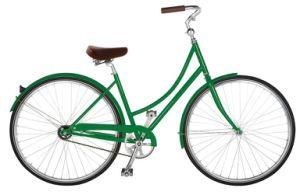 Hi-Ten Steel Lady City Bike (ZL-CT-090L) pictures & photos