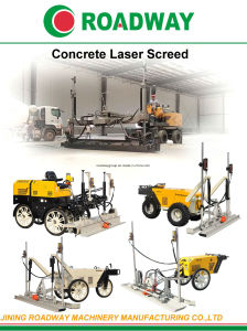 Flooring Concrete Hydraulic Leveling Laser Screed pictures & photos