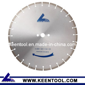 Diamond Cutting Blade for Concrete pictures & photos