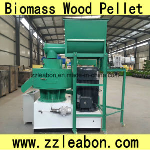 Wood Sawdust Poultry Powder Pellet Extrusion Machine pictures & photos