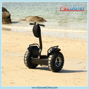 Ideal Outdoor Personal Transporter Powerful 72V Lithium Battery Electric Scooter pictures & photos