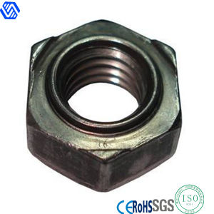 Hex Weld Nut (DIN929, M3~M16) pictures & photos