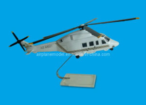 Customized Ab139 Helicopter Model pictures & photos
