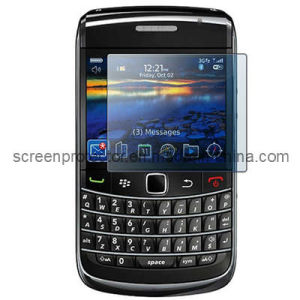 Clear Anti-Scratch Tempered Glass Screen Protector for Blackberry Bold 9700 pictures & photos