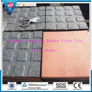 Wholesale Outdoor Palyground Rubber Flooring for Sports Court pictures & photos