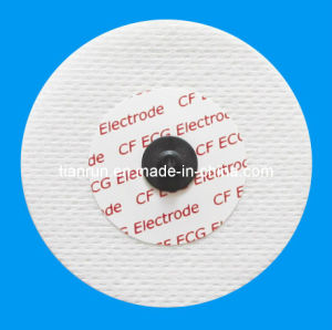 Radiolucent Electrode, Non-Woven Backing, Dia. 55mm pictures & photos