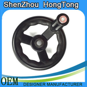 Plastic Handwheel with Three Spoke for Many Fields pictures & photos