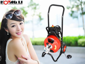D-360zf Drain Cleaning Machine Cleaner Machine pictures & photos